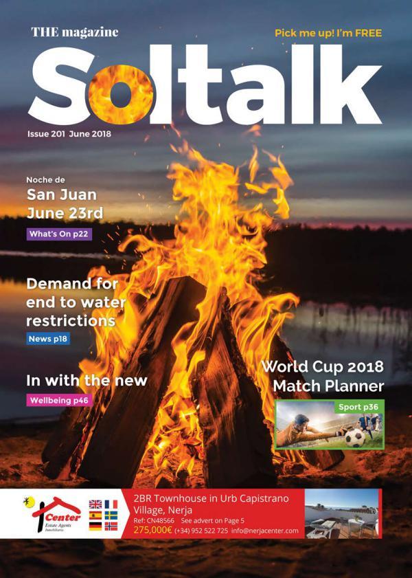 Soltalk June 2018