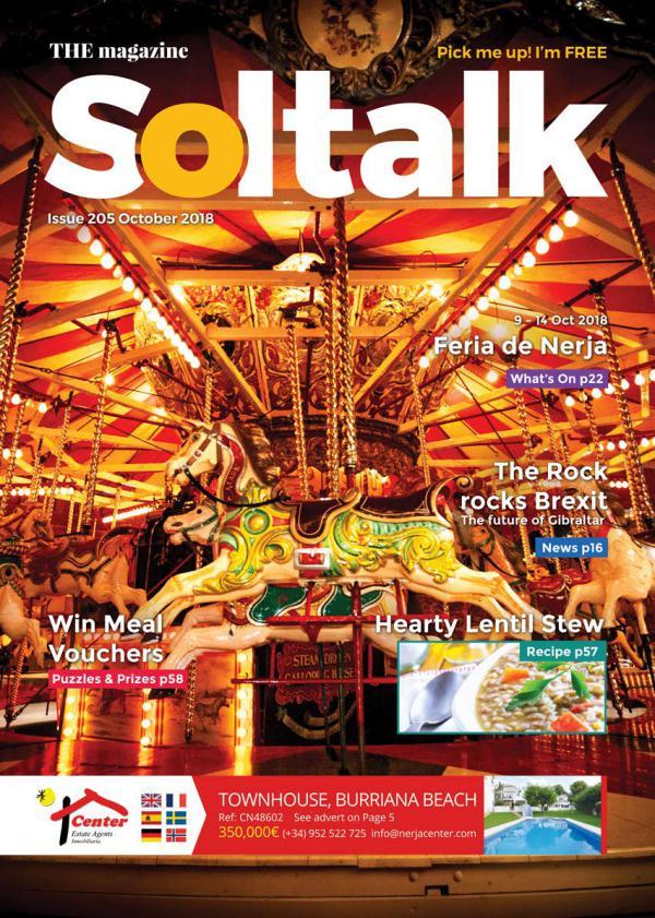 Soltalk October 2018