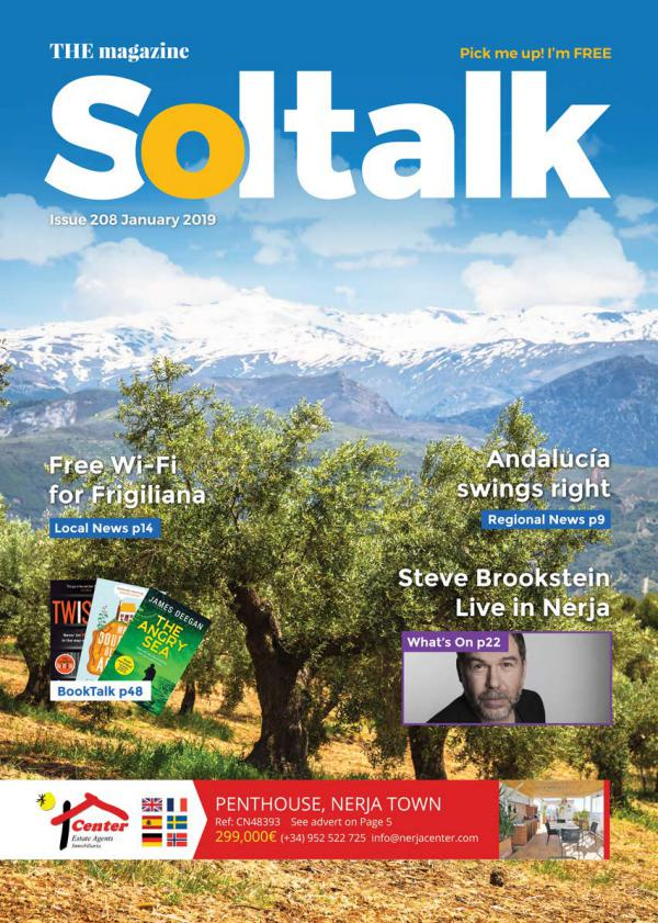 Soltalk January 2019
