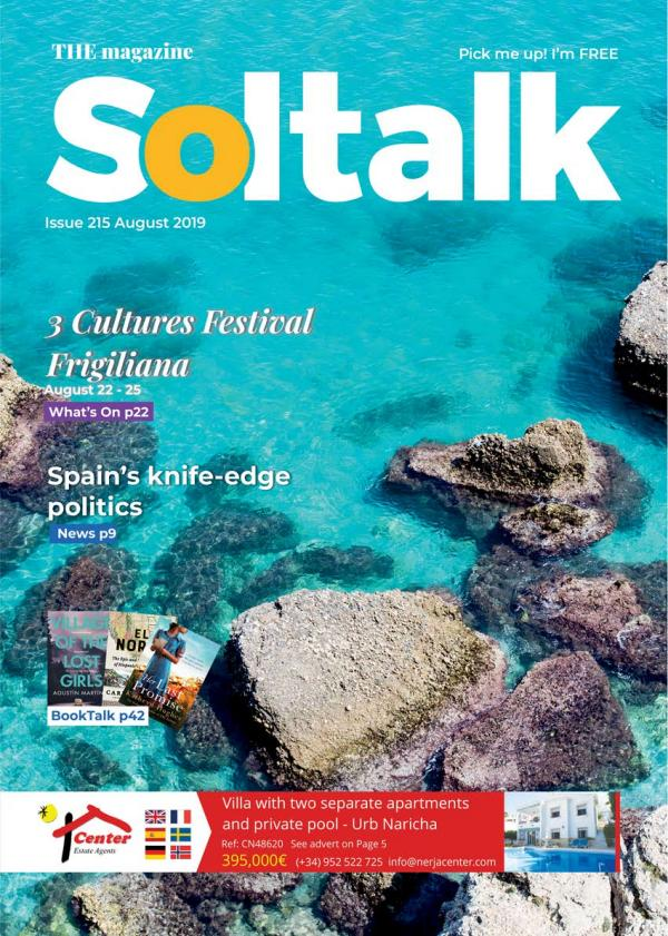 Soltalk August 2019