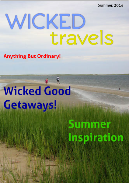 Wicked Travels Summer Issue 2014