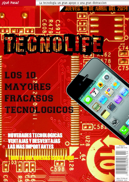 Tecnología Popular VOL 1.1