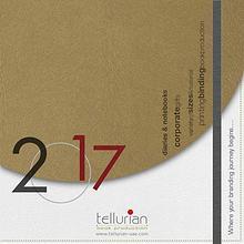 2017 Tellurian Catalogue
