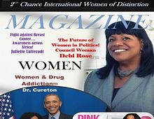 2nd Chance International Women of Distinction Magazine