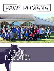 Paws Romana Volume IV