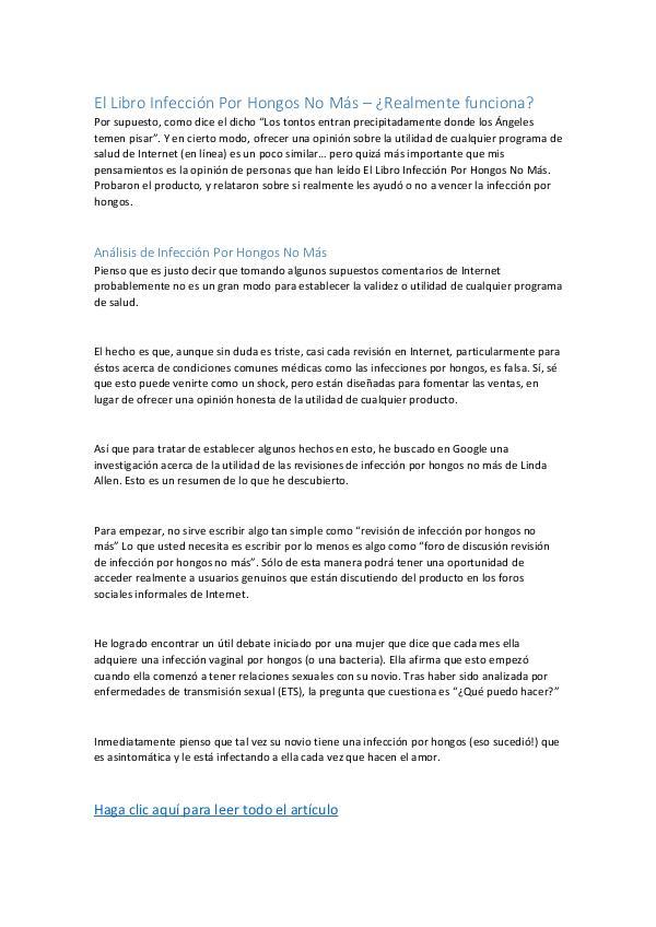 Los Mejores Remedios Caseros Para Las Infecciones Por Hongos | Que ...