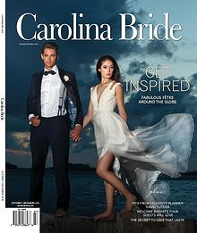 Carolina Bride: Cover and Feature