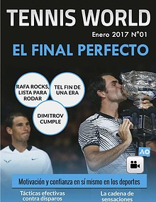 Tennis World ES n. 01