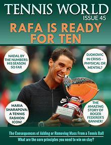 Tennis world english n 45