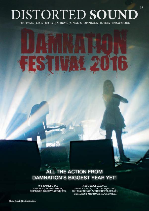 Distorted Sound Magazine 19