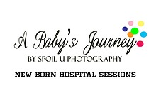 New Born Hospital Photos with Spoil U Photography