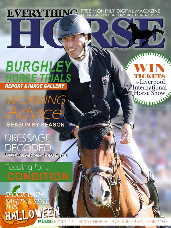 Everything Horse UK Everything Horse Magazine, October 2018 issue 38