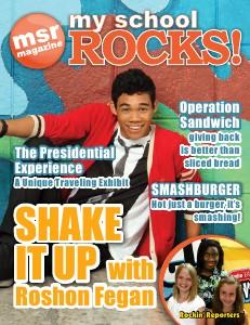My School Rocks! 2012-09 | Joomag Newsstand