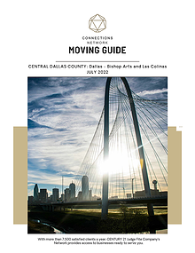 Central Dallas County: Dallas Urban & Las Colinas