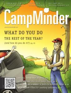 CampMinder Magazine Volume 1