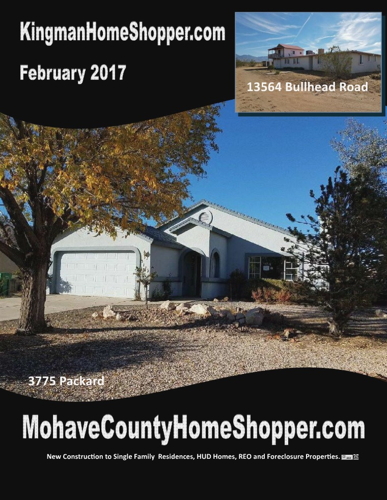Mohave County Home Shopper February 2017