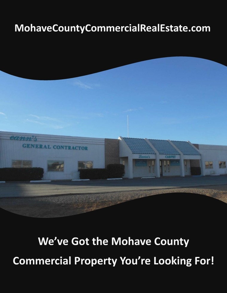 Mohave County Commercial Real Estate February 2017