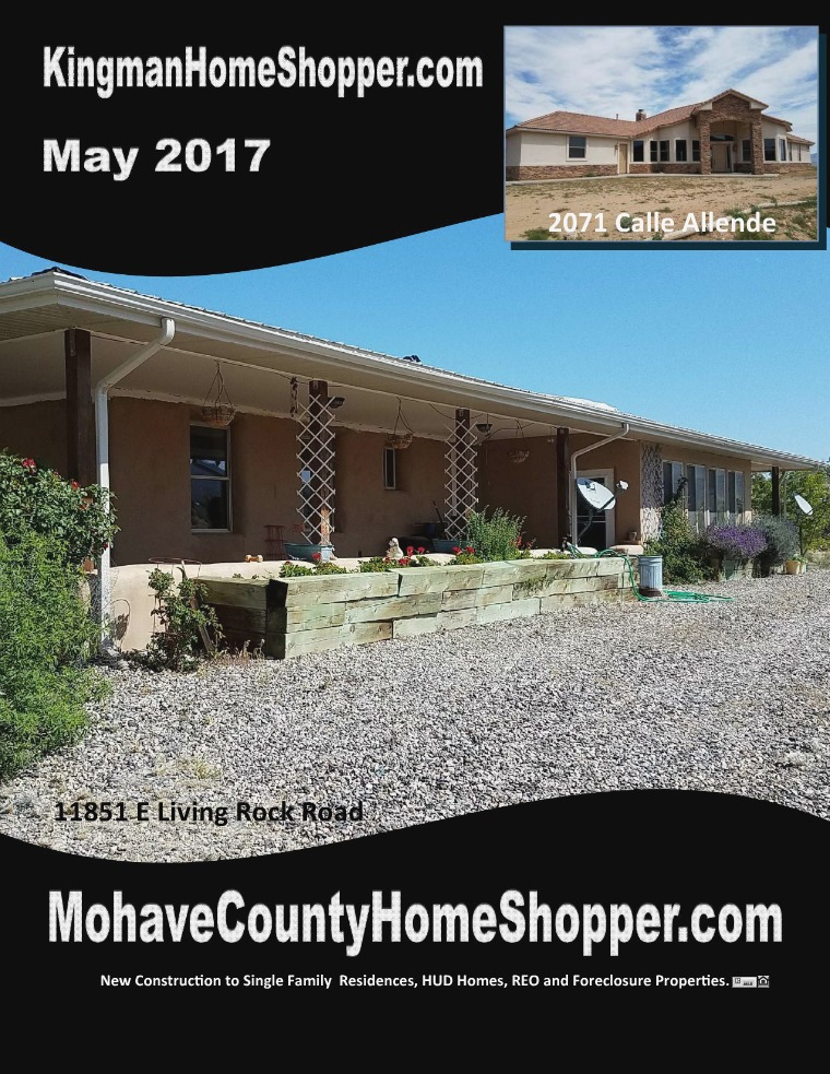 Mohave County Home Shopper May 2017