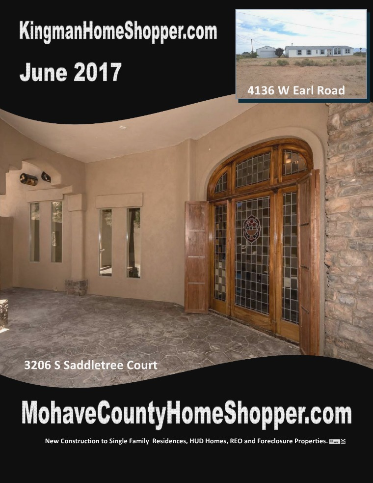 Mohave County Home Shopper June 2017