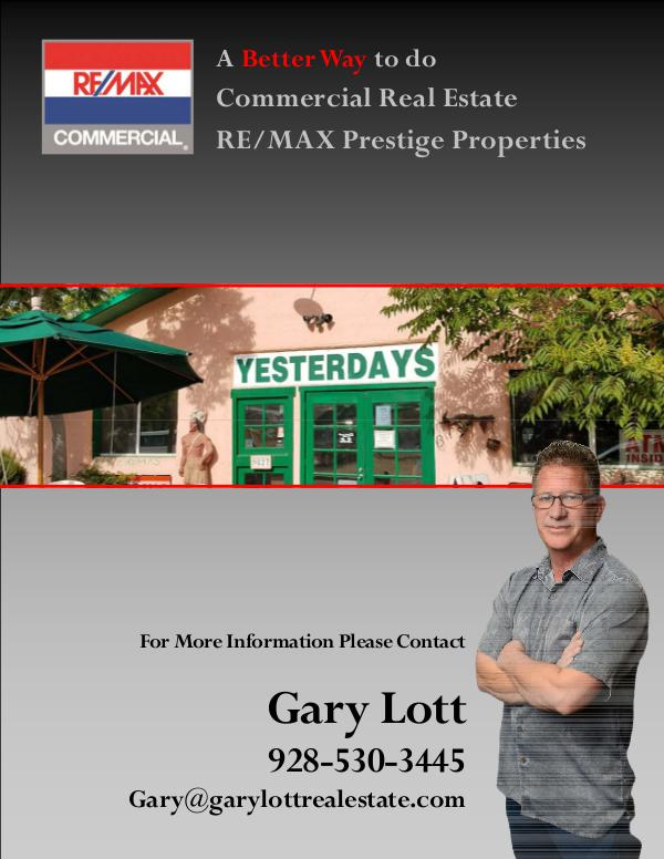 Commercial Property - Yesterdays at 9827 N 2nd Street, Chloride AZ 9827 N 2nd Street - Yesterdays