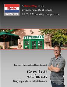 Commercial Property - Yesterdays at 9827 N 2nd Street, Chloride AZ