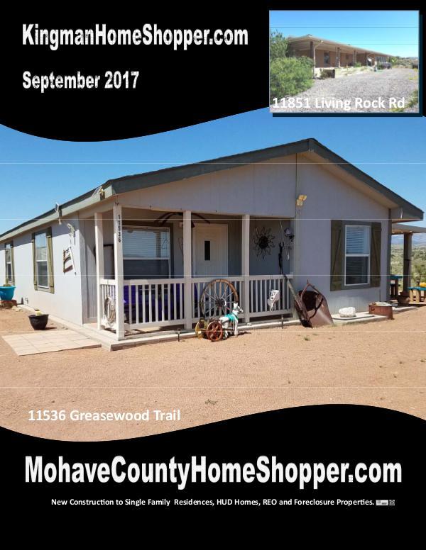 Mohave County Home Shopper September 2017