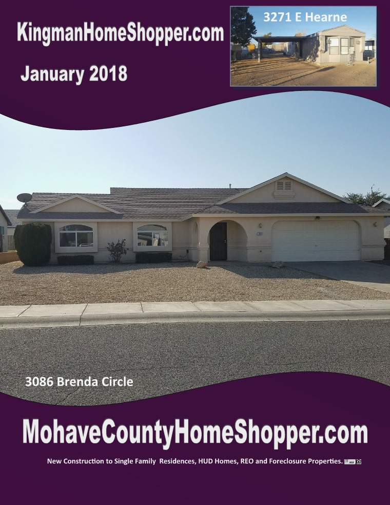Mohave County Home Shopper January 2018