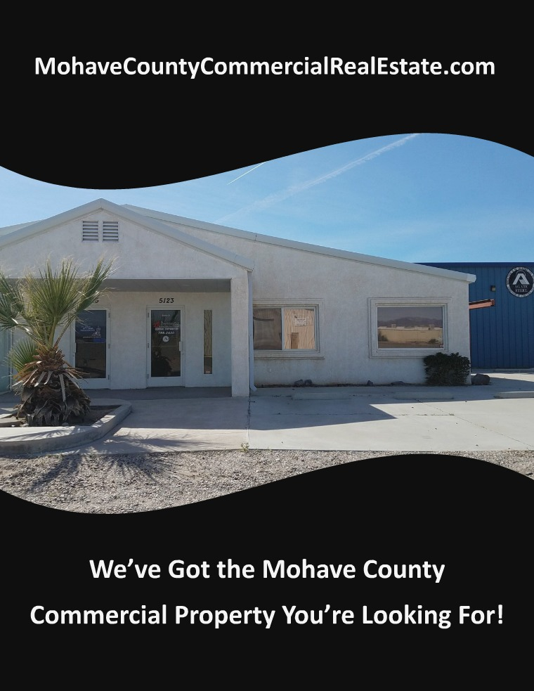 Mohave County Commercial Real Estate February 2018