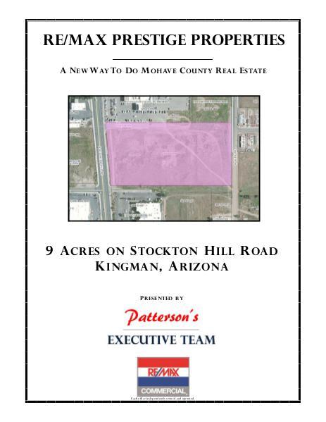 Stockton Hill Road 3720