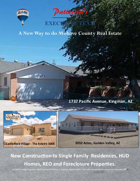 Mohave County Home Shopper October 2015