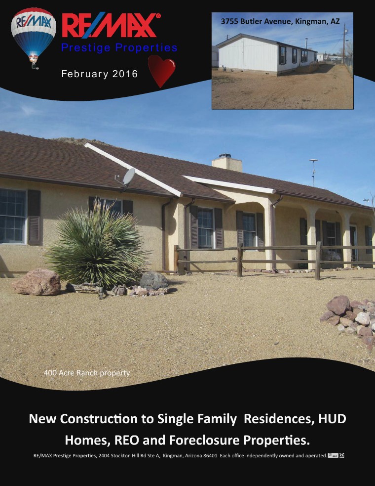 Mohave County Home Shopper February 2016