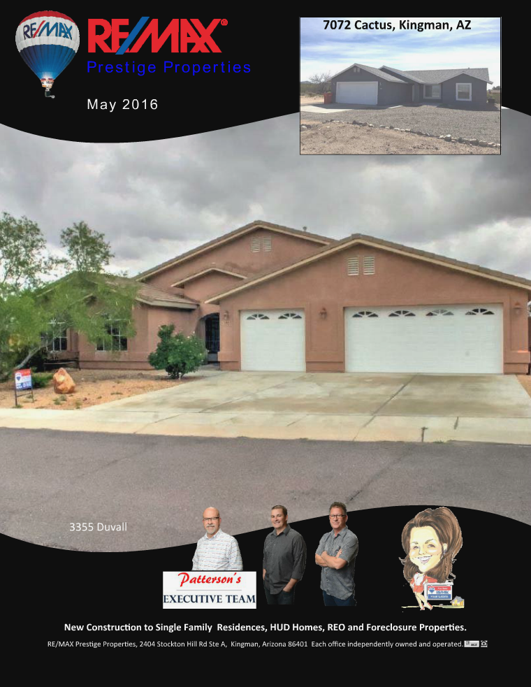 Mohave County Home Shopper May 2016