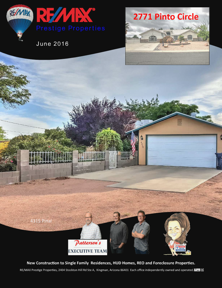 Mohave County Home Shopper July 2016