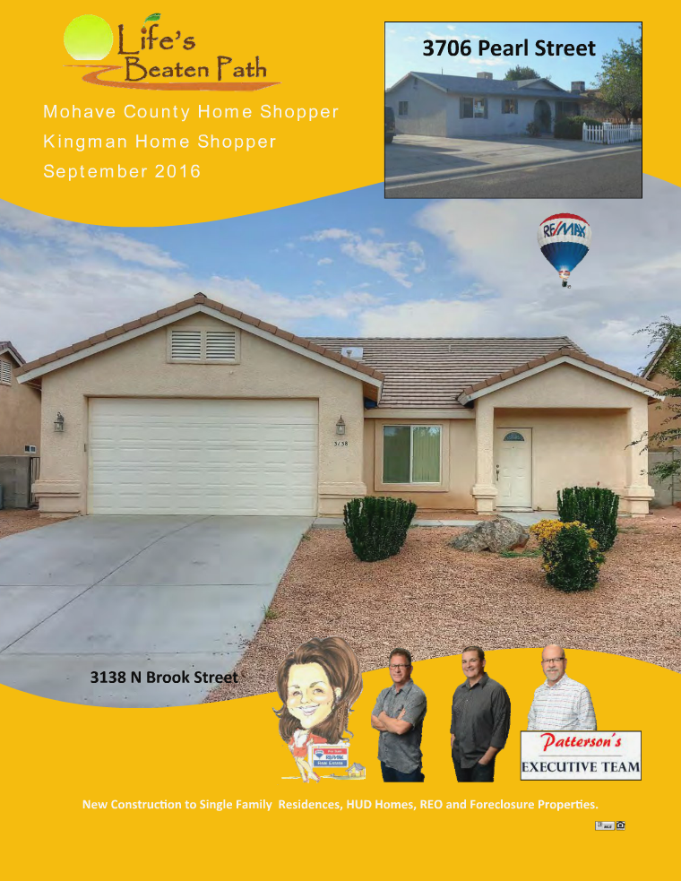 Mohave County Home Shopper September 2016