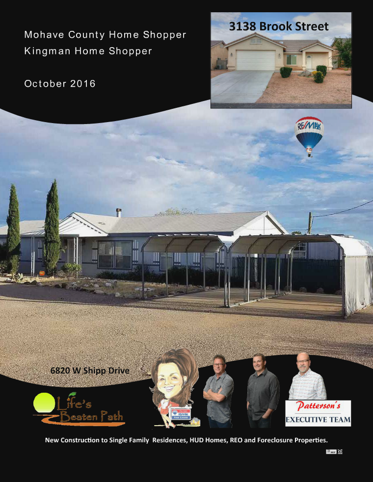 Mohave County Home Shopper October 2016