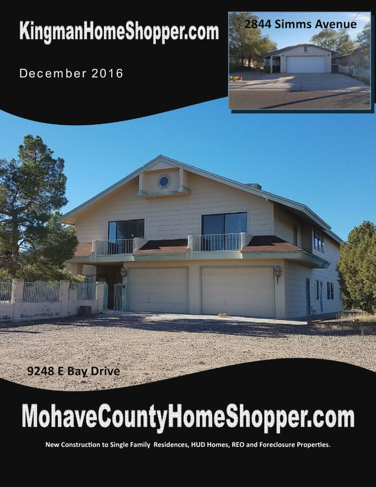 Mohave County Home Shopper December 2016