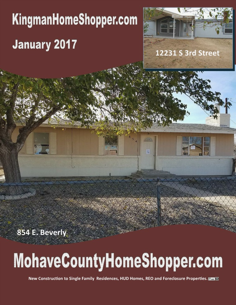 Mohave County Home Shopper January 2017