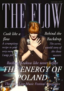 The Flow September 2013