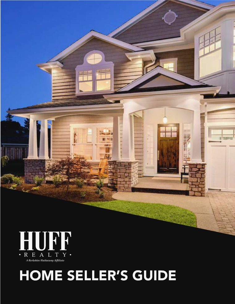 Huff realty home seller guide 2017 joomag newsstand for Huff realty