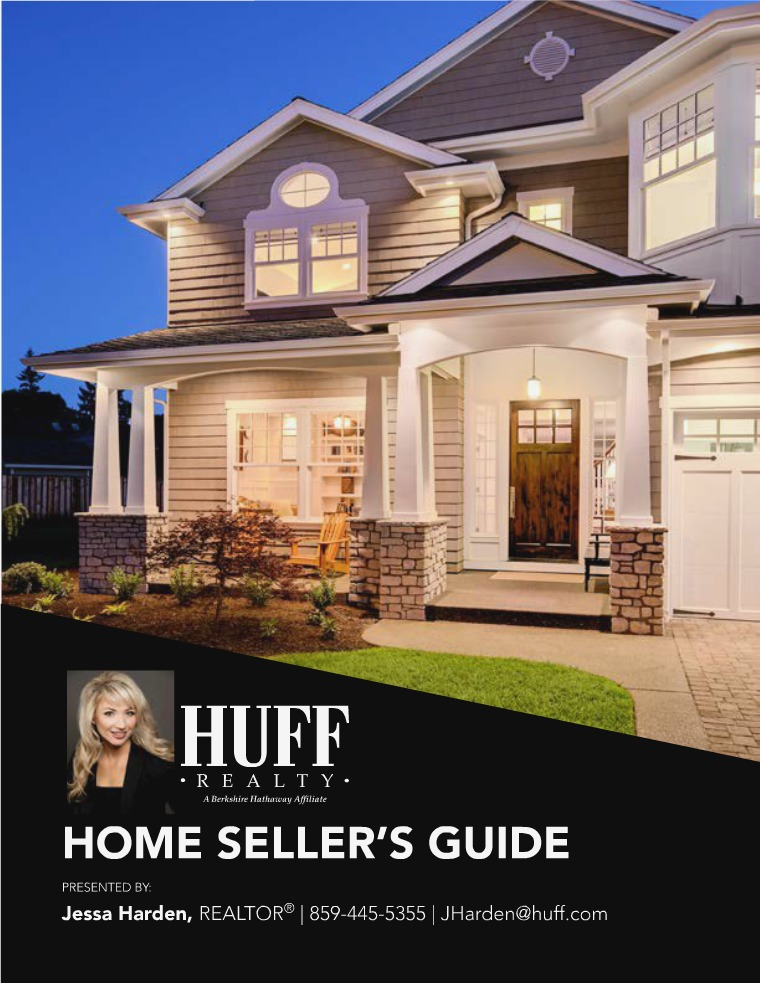 Jessa Harden Home Seller Guide 2017 2017