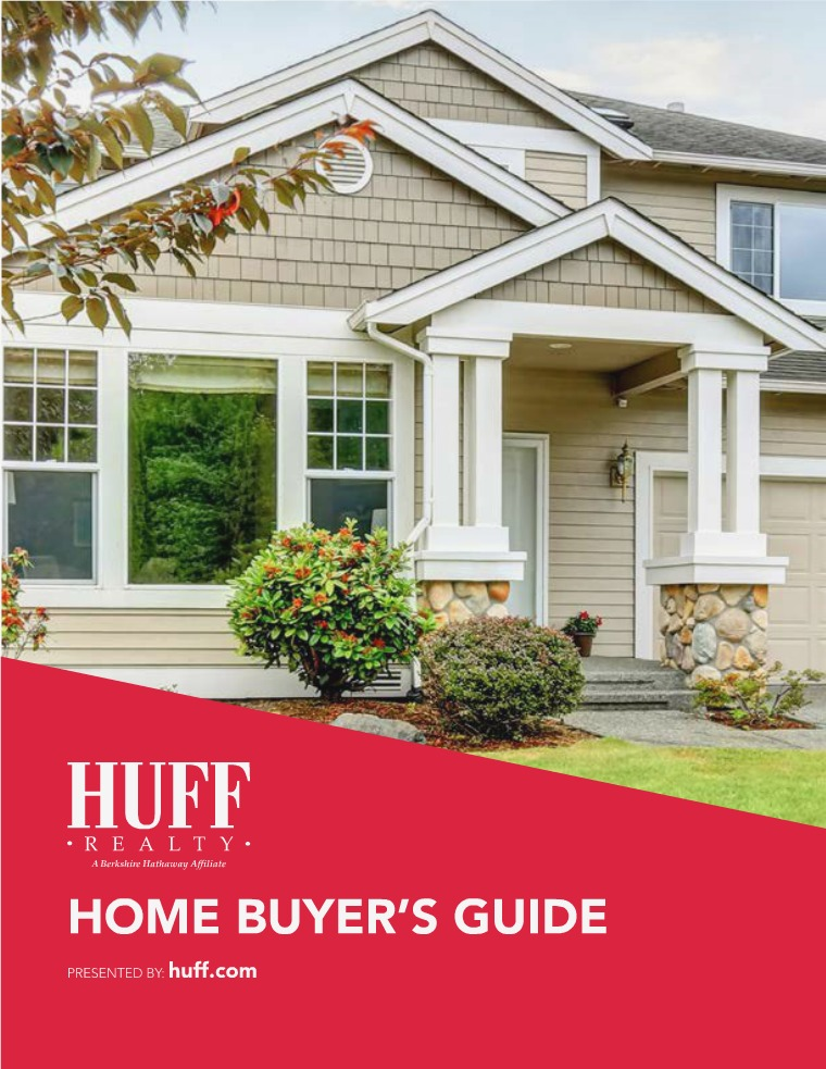 HUFF Realty Home Buyers Guide 2017 2017