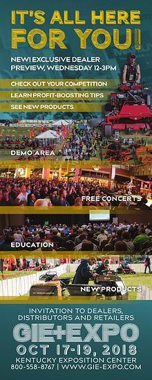 GIE+EXPO Program Guide 2017 – For Landscape Professionals