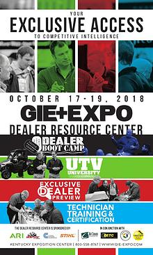 GIE+EXPO Dealer Boot Camp