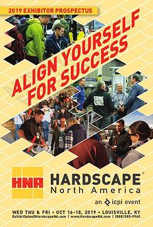 Hardscape North America Exhibitor Information
