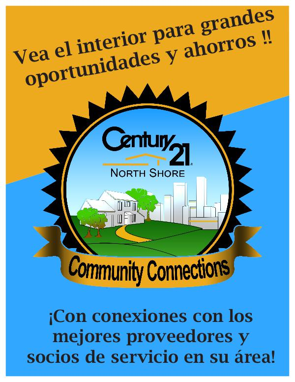 Community Connections Spanish Newsletter Newsletter Spanish #3