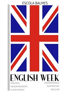 English Week Magazine - Escola Balmes