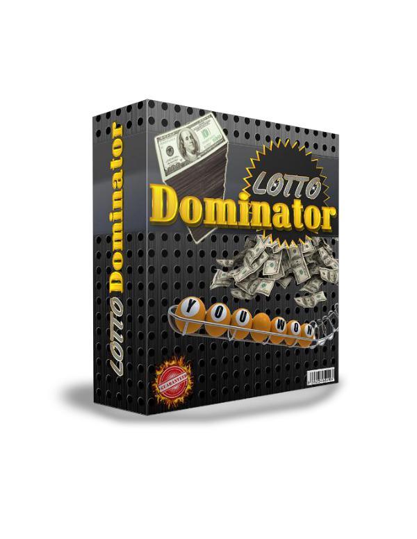 Lotto Dominator - Richard lustig Software + PDF Free Download October 2017