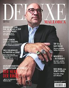 DELUXE Mallorca Magazine winter 2016/17