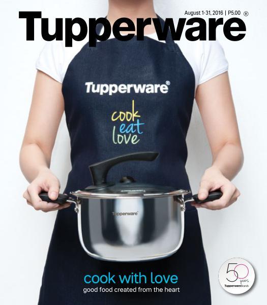 Tupperware Aug 16