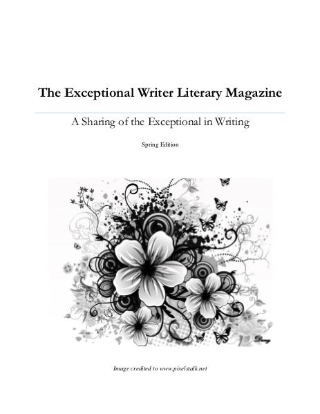 The Exceptional Writer 1 1